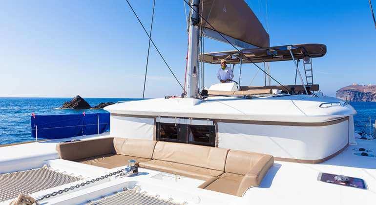 Sunset Luxury <br>Catamaran Cruise