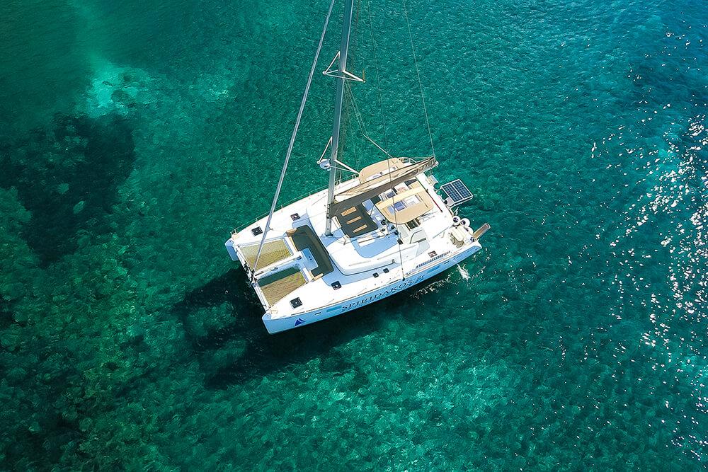 Daytime Premium <br>Catamaran Cruise
