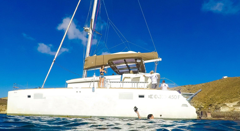 Sunset Premium <br>Catamaran Cruise