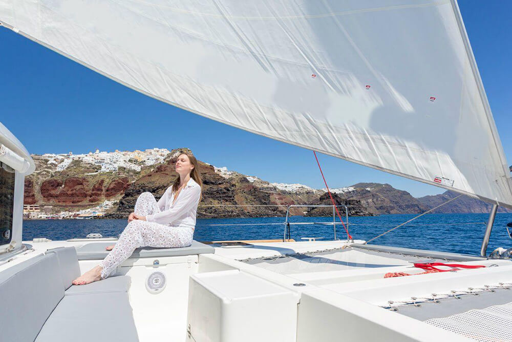 Sunset Standard <br>Catamaran Cruise