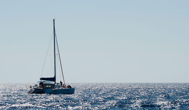 Caldera Private<br>Catamaran Cruise