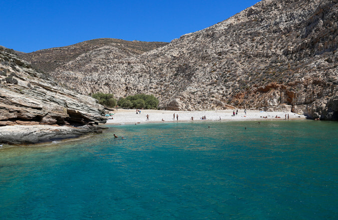 Day Cruise to Folegandros<br>Motor Yacht Cruise