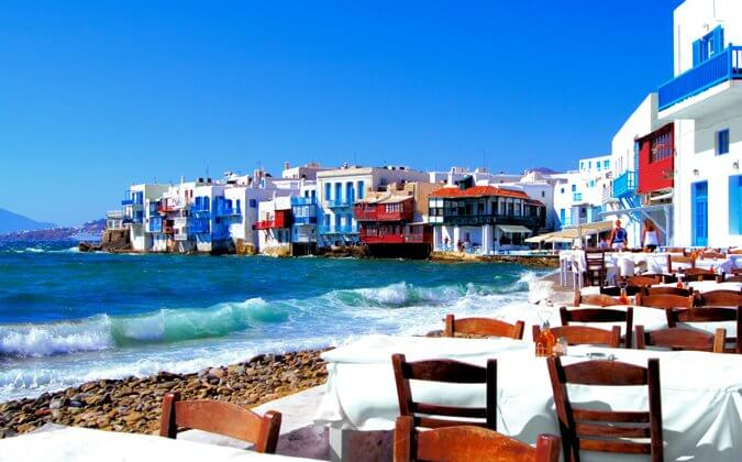 Day Cruise to Mykonos<br>Motor Yacht Cruise