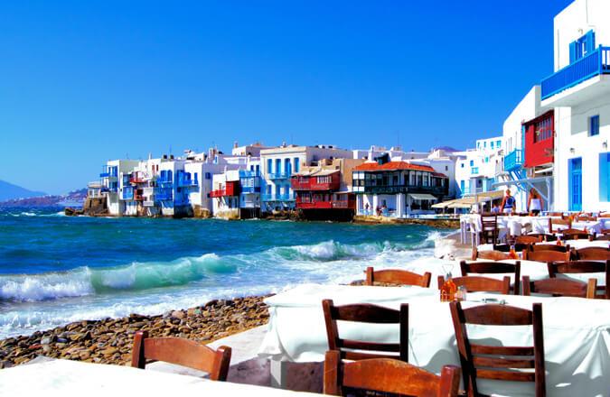 Day Cruise to Mykonos<br>Motor Yacht Cruise