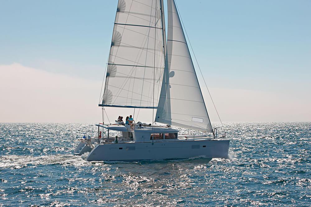 Daytime Luxury <br>Catamaran Cruise
